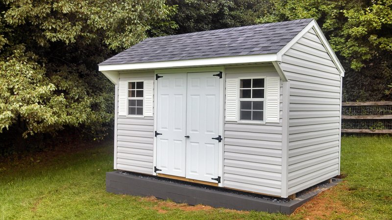 New Outhouse Storage Shed Solutions